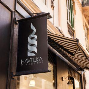 HAVELKA logo design