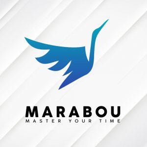 MARABOU logo design