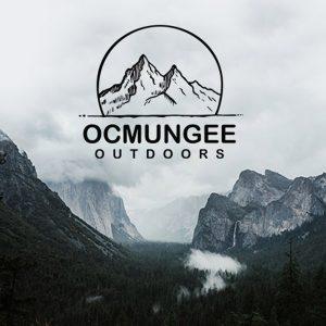 OCMUNGEE logo design concept